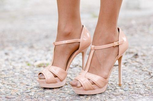 pretty pretty: Shoes, Fashion, Style, Color, Highheels, Nude Heels, Closet, High Heels, Photo