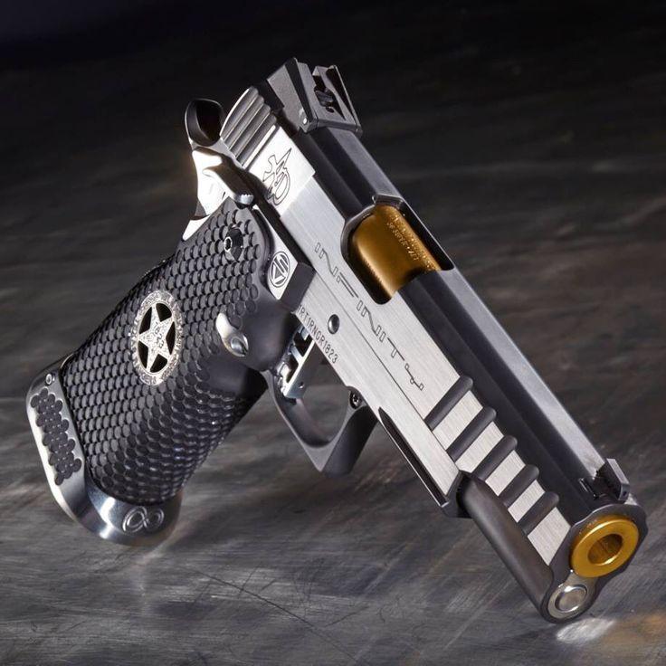 Texas Ranger's Infinity Pistol
