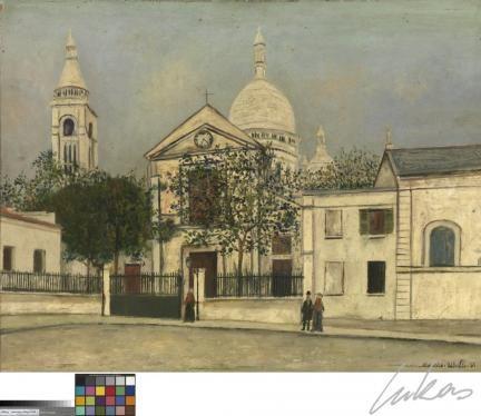 Sint-Pieters en Heilig Hart-Kerk in Parijs   Lukas