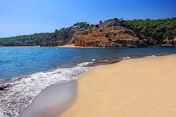 Turtle beach - Marmaris