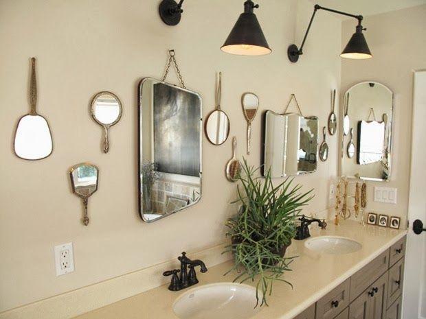 mirror, La casa degli specchi