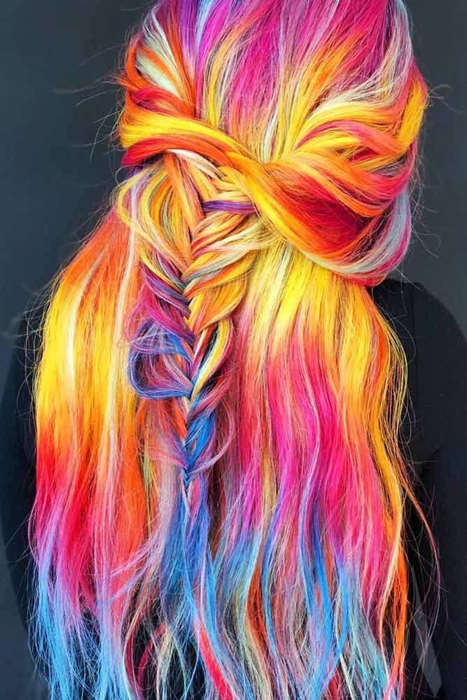 25 Eye-Catching Ideas Of Pulling Of Orange Hair Today