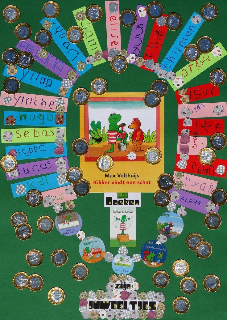 17 beste afbeeldingen over Kinderboekenweek 2015 op Pinterest ...