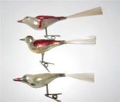 Bildresultat för fåglar julgranspynt