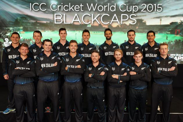 New Zealand team for world cup 2015 entails most successful and knowledgeable participants. The final15 member's team was ready to play at their home soil