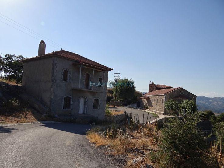 Old Vitina village Gortynia region Arcadia Peloponnese