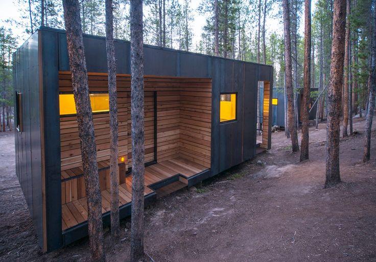 Galería de Micro cabinas COBS / Colorado Building Workshop - 13