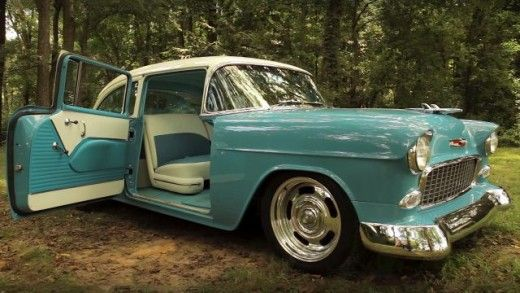 List Of American Cars >> 17 Best Classic American Cars 1955 Chevrolet Chevrolet