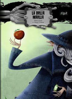 """""""La bruja Maruja""""... Los que se van en febrero 2015 !! Hasta el 14-02 un 10 % descuento !!"""