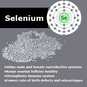 Supplements for Female Fertility