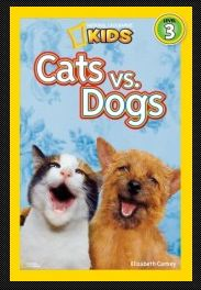 Cats vs. Dogs -- Freebie....ok, this is just too cute! Kids compare and contrast cats and dogs, then also have task cards for activities to do with the project. Love this!