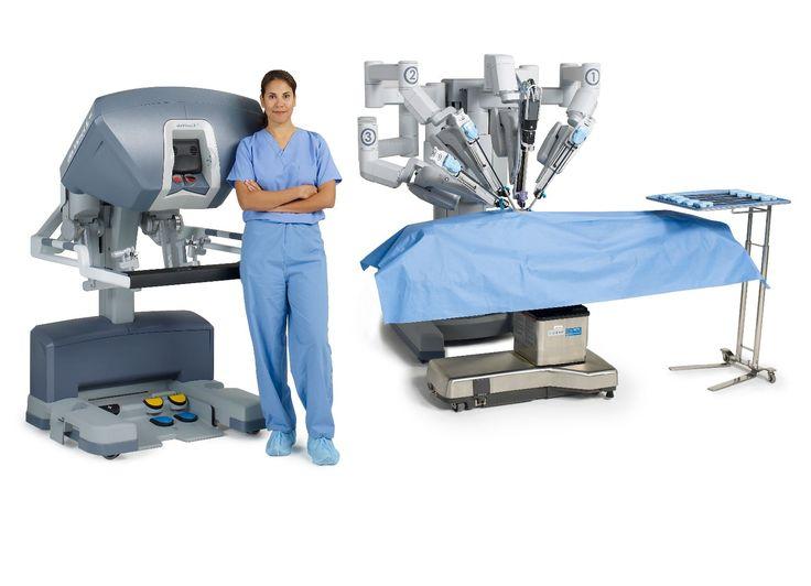 """Cirujanos operarán con sistema robótico en Hospital General """"Dr. Manuel Gea González"""" - http://plenilunia.com/novedades-medicas/cirujanos-operaran-con-sistema-robotico-en-hospital-general-dr-manuel-gea-gonzalez/27010/"""