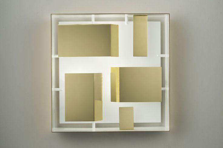 Quadri di Luce - Quadrato Gio Ponti