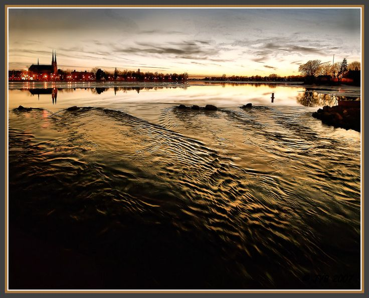 Baie St-Francois, Salaberry de Valleyfield, Quebec_ Canada