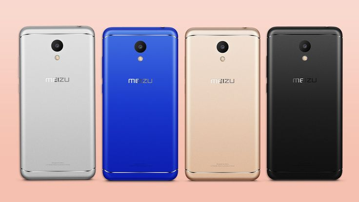 Meizu M6S Leaks, Shows Off 16:9 Screen | Chinese Smartphones