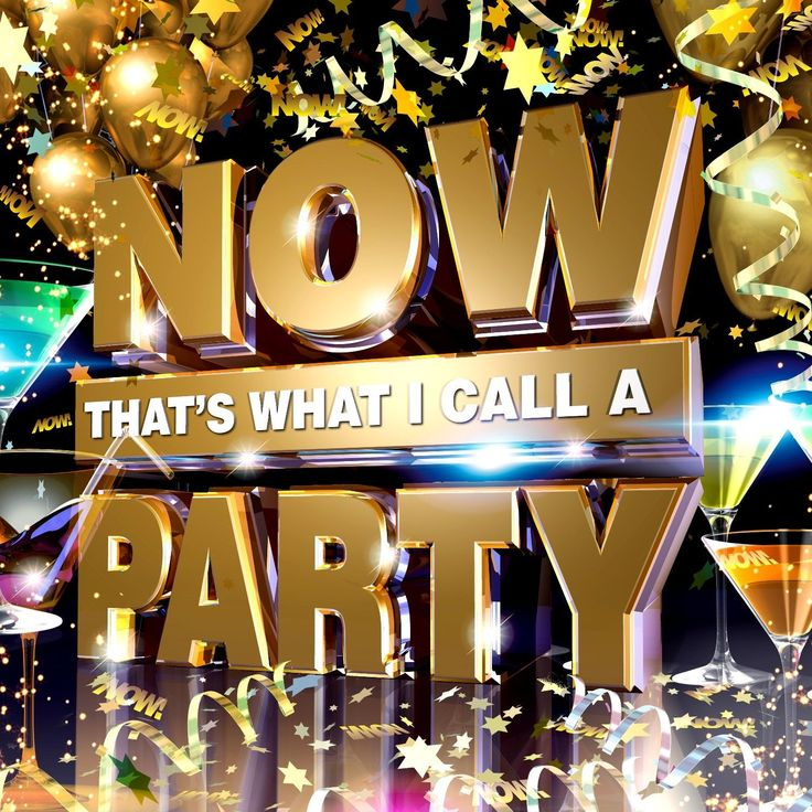 NOW That's What I Call A Party by Various Artists: Amazon.co.uk: Music