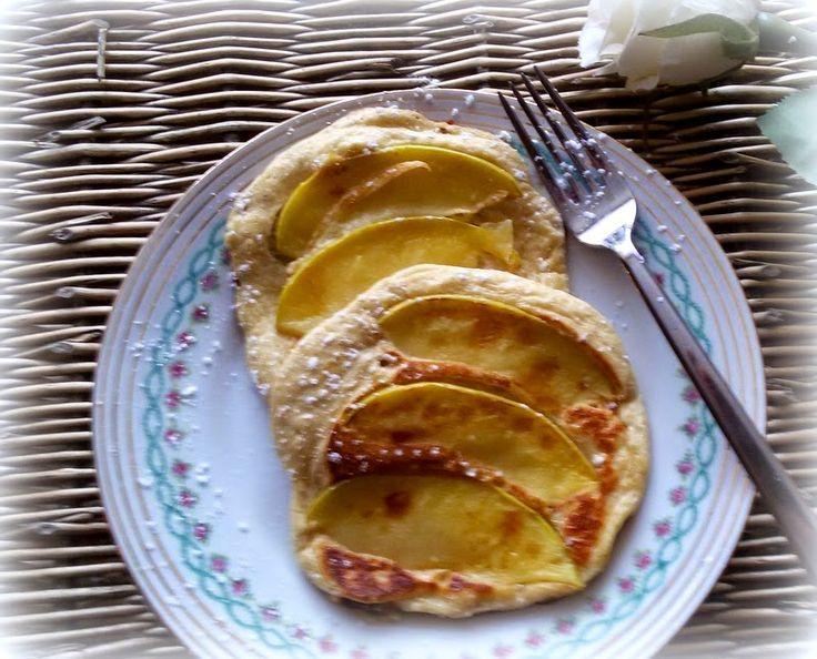 Simi´s Sattmacher- Rezepte und mehr.....: Apfelpfannkuchen