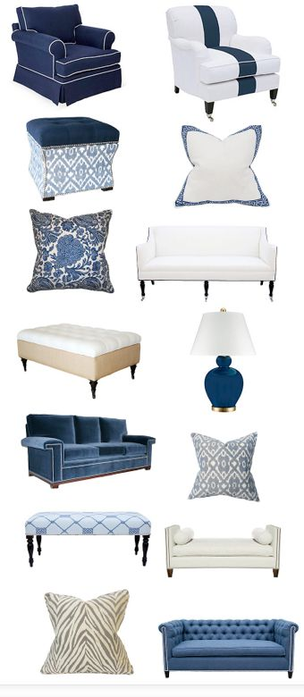 34 Best Barclay Butera! Images On Pinterest | Wing Chairs, Blue And White  And Canvas