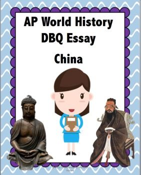 good ap world thesis A brief presentation on the method for writing the document based question for  the ap world history exam  good thesis has two parts.