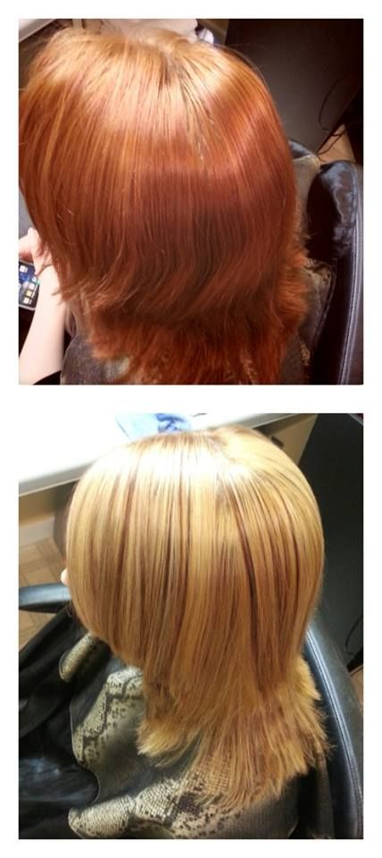 how to get hair from brassy to blonde
