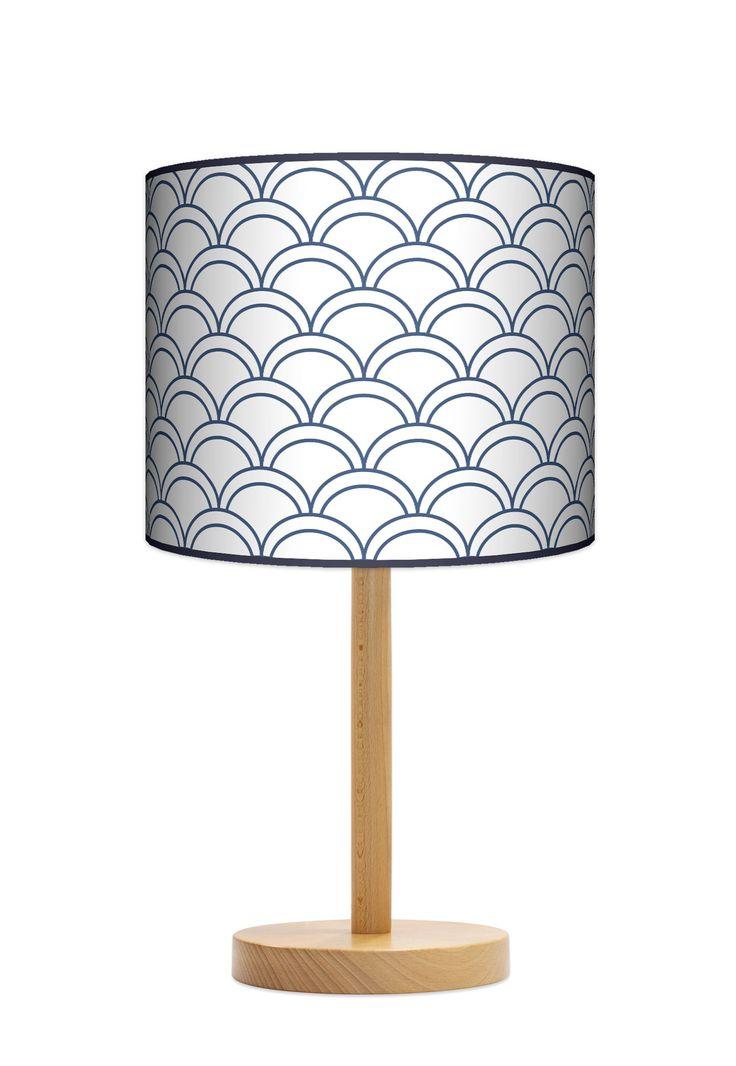 Lampa stojąca Łuska
