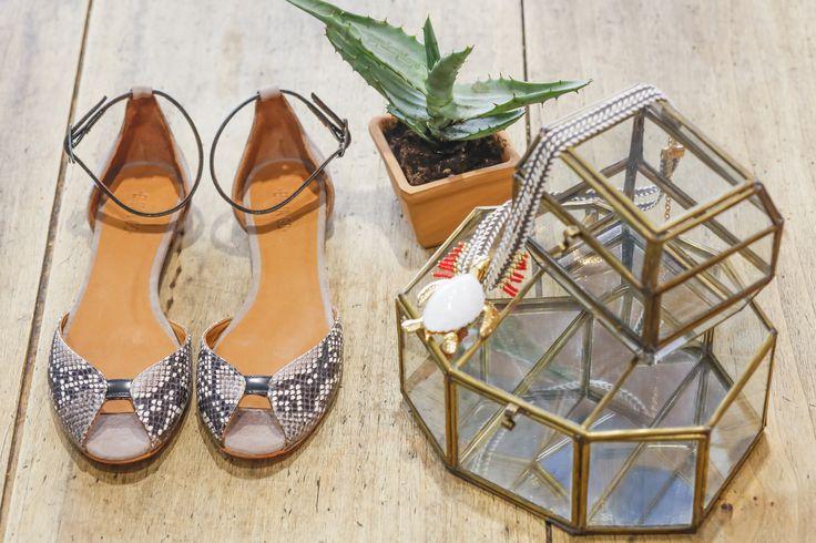 Emma Go shoes / Nach bijoux / boîtes à bijoux La Fabrique