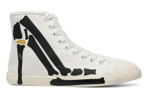 skeleton sneaker Be (Wit) | Sarenza.nl | Sneakers skeleton sneaker Be gratis verzending