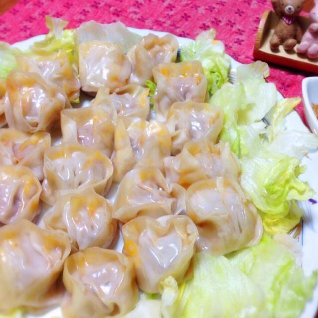 ゆりえさんの料理 韓国式蒸し餃子 マンドゥ(o'ー'o) by きゃず at 2015-06-06
