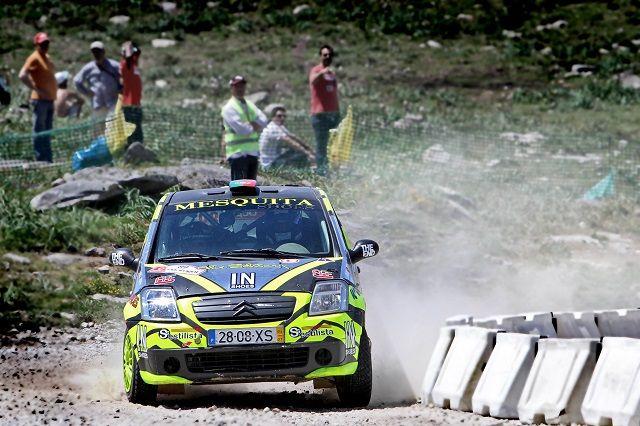 Rally de Portugal 2016: Hugo Mesquita foi o melhor português na 2RM