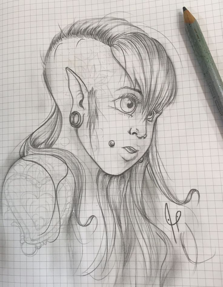 Alexbreak : Manga tattooed elf