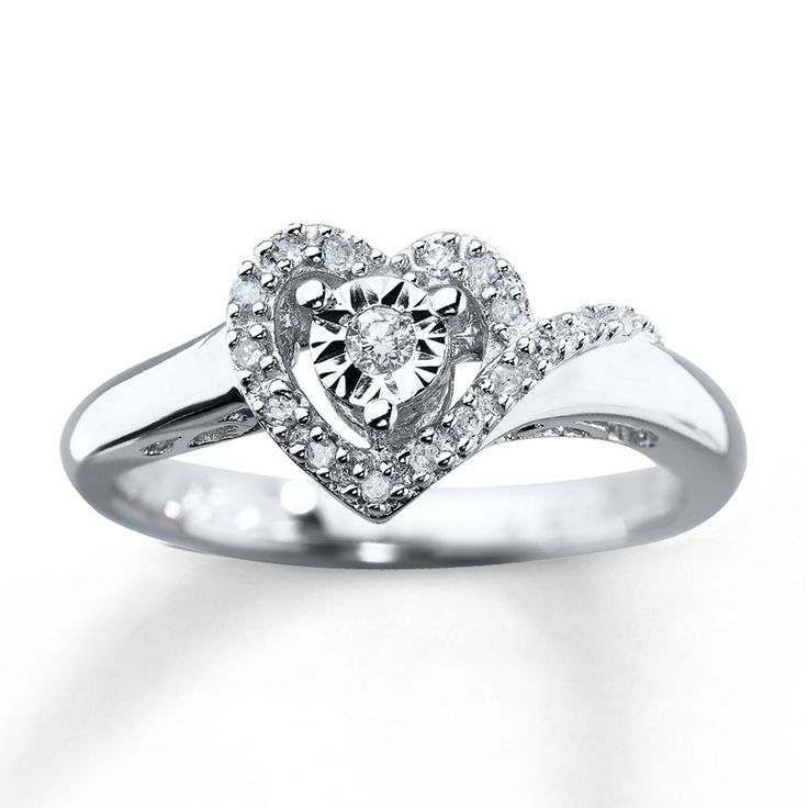 the 25 best promise rings for girlfriend ideas on