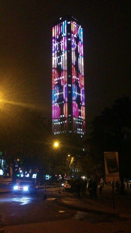 Torre Colpatria Bogota - Colombia
