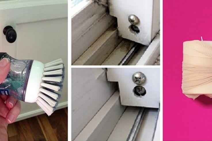 24 astuces pour sauver temps et argent lorsque vous faites le ménage de votre maison!