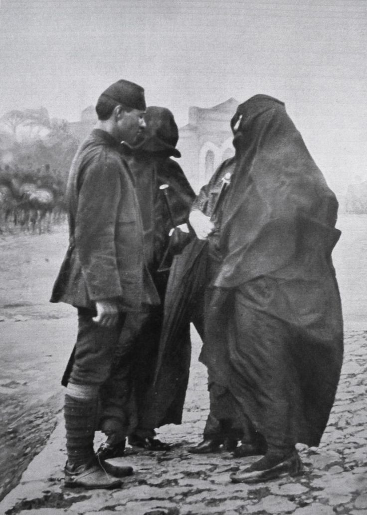 Ottoman Solder's Farewell to Mother, Mobilization in Istanbul, Balkan Wars, October 1912 (Anneye Veda) #OttomanEmpire