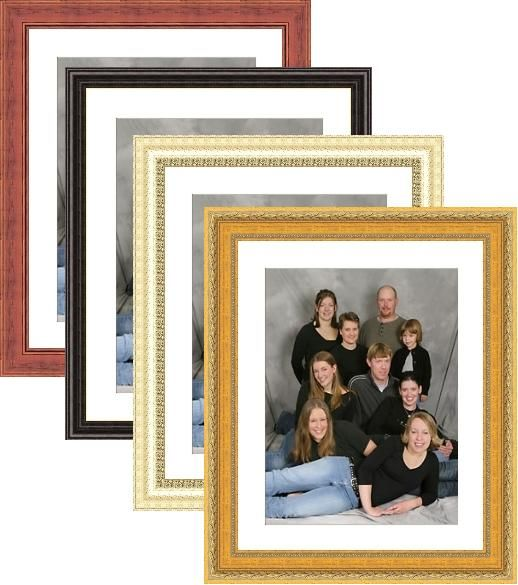 Our online custom framing service ensures your printed photo looks great.