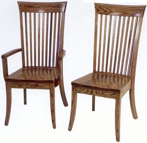 Carlisle Shaker Chairs @ Amish Traditions Dist., Inc.