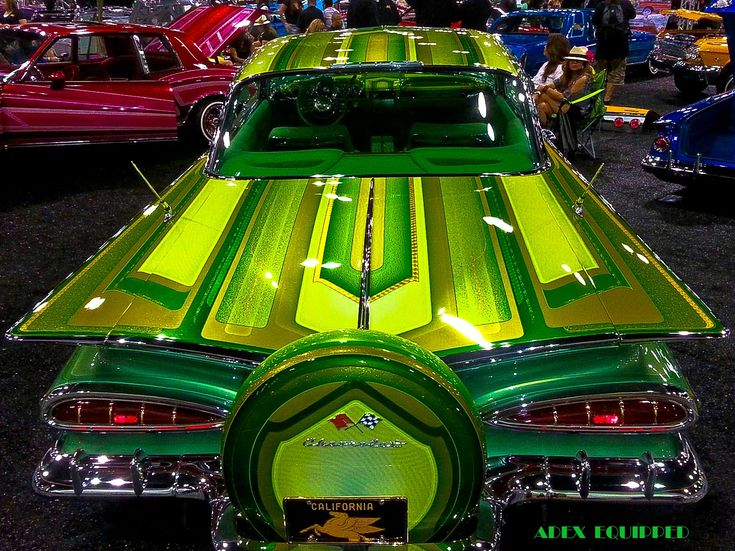 Art Amp Inspiration Candy Lace Flake Flames Wanna See Wild Custom Paint Custom Cars