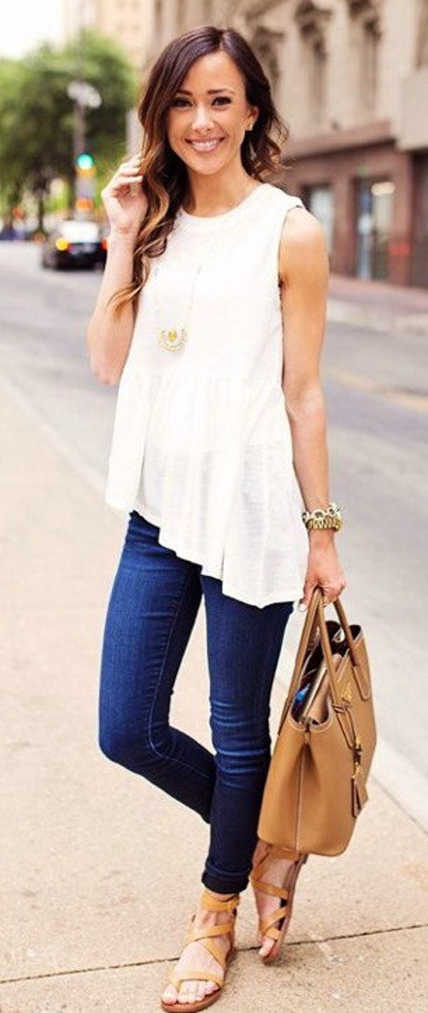 164a0663d5f 40+ Flawless Summer Outfits You Should Already Own