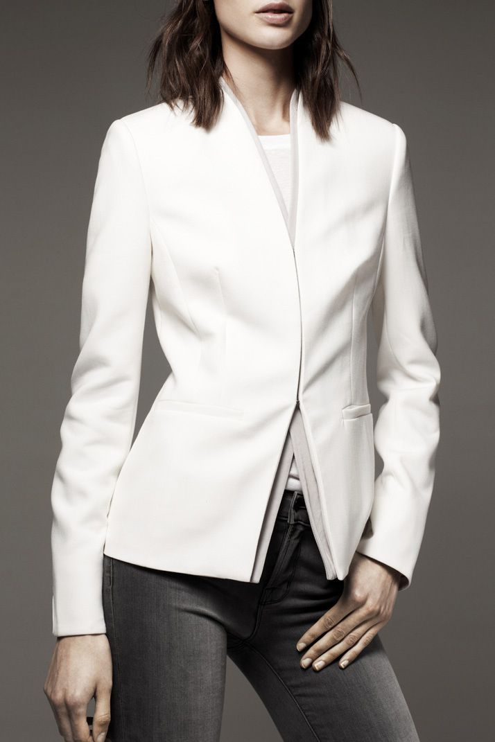 New Nautica: Shop the wearable ease of J BRAND Spring 2014 // Hale Blazer