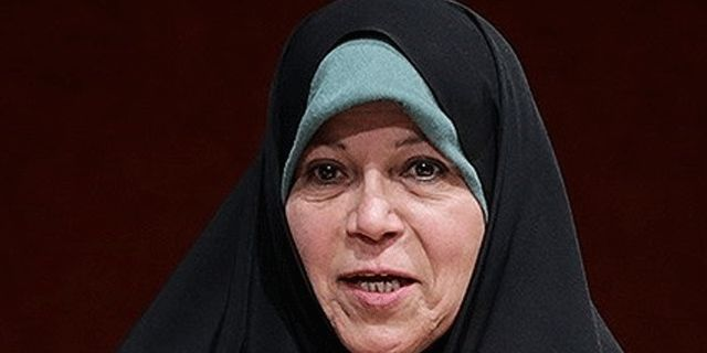 Faezeh Hashemi. (Photo: © Wikimedia Commons)