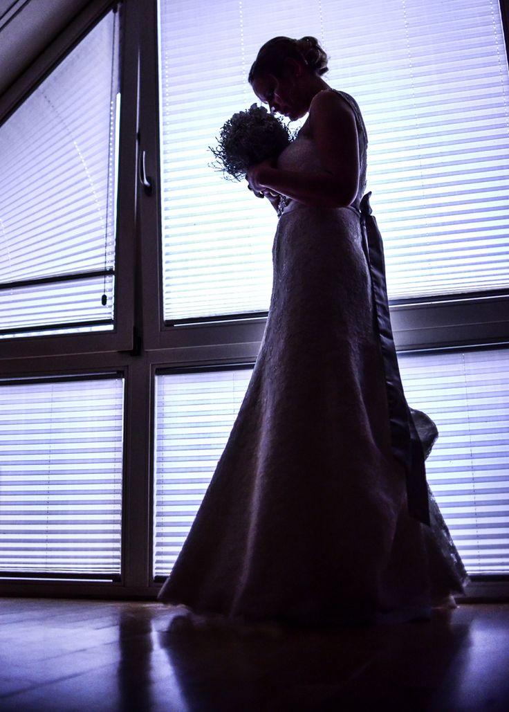 Eine wundervolle Braut