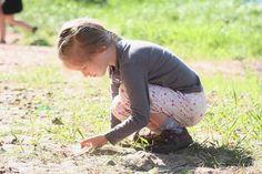 Fördern, dass Kinder stark, klug und glücklich werden