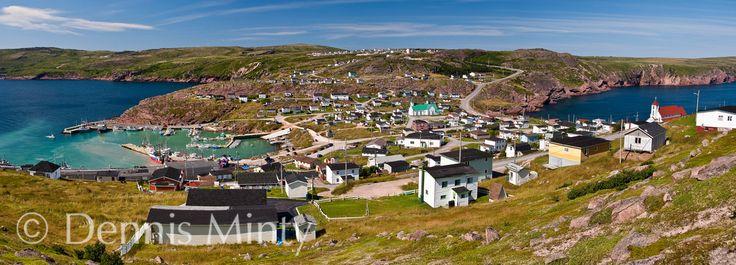 Bay de Verde, Conception Bay, Newfoundland, Canada