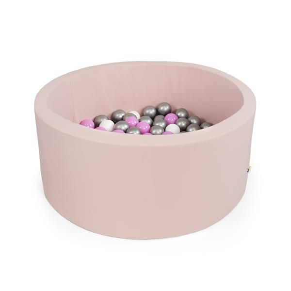 "Rond ballenbad ""Light Pink"""