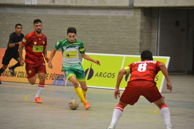 Igualdad en Rionegro. Águilas 3-3 frente a Alianza Urabá #FútbolRevolucionado #ElfutsalEsNuestro