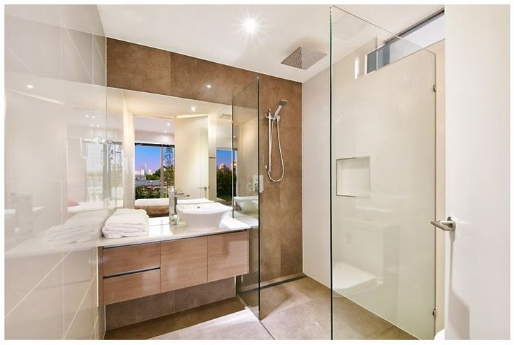 Basin, tap ware, showers, accessories, linear grate and LED downlights by Lauxes Products
