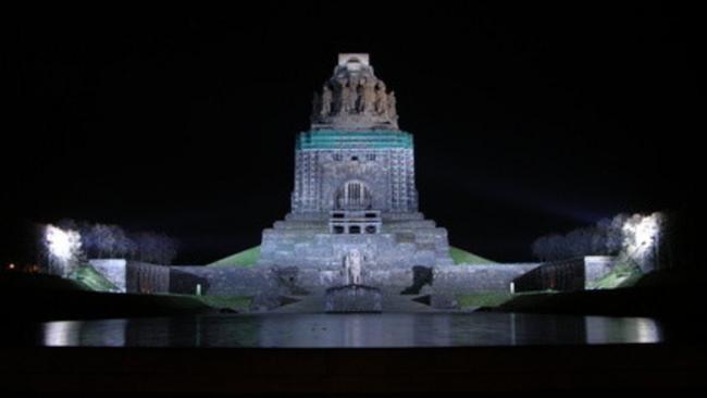 Sachsen - Völkerschlachtdenkmal in Leipzig