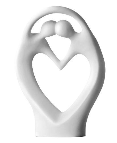 GILDE Sculpture Herzlichkeit--