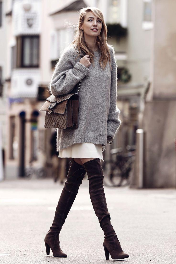 Kleider winter kombinieren
