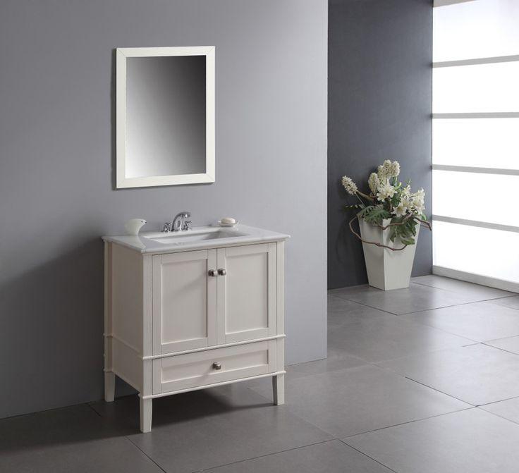 Chelsea Bathroom Vanity 30 Inch NL HHVO29 2A By Simpli Home